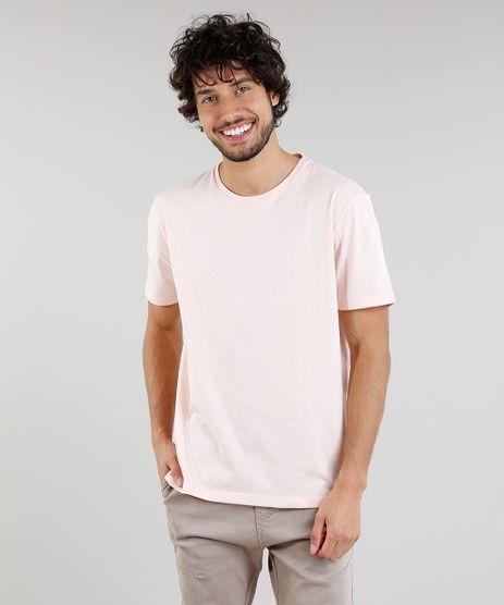 Camiseta-Masculina-Basica-Manga-Curta-Gola-Careca-Rose-9222310-Rose_1
