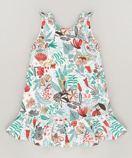 Vestido-Infantil-Estampado-Floral-com-Babados-Off-White-9207221-Off_White_1