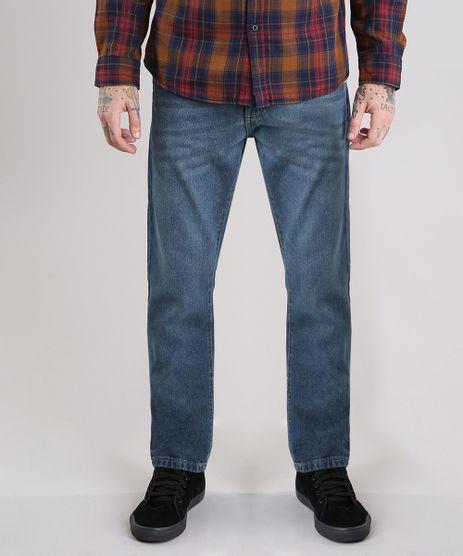 Calca-Jeans-Masculina-Reta-Azul-Escuro-8516306-Azul_Escuro_1