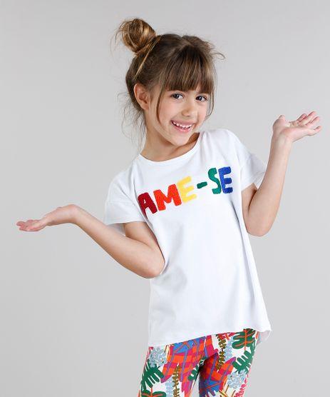 Blusa-Infantil-Fabula--Ame-se--Manga-Curta-Decote-Redondo-Off-White-9217646-Off_White_1