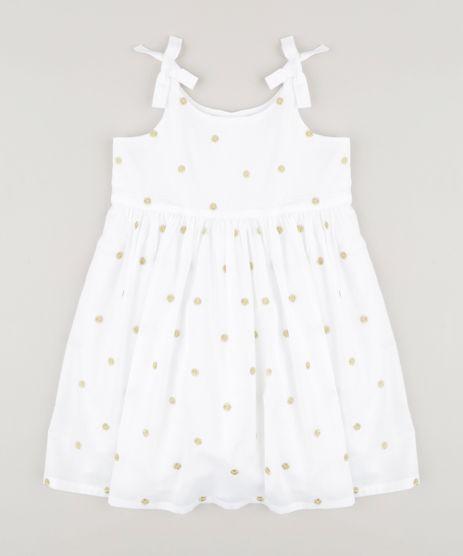 Vestido-Infantil-Fabula-com-Bordado-Floral-e-Laco-Sem-Manga-Decote-Redondo-Off-White-9170753-Off_White_1