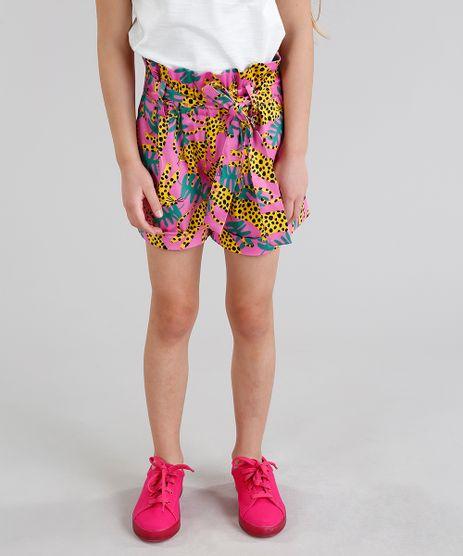 Short-Infantil-Fabula-Clochard-Estampado-de-Onca-Pink-9164780-Pink_1