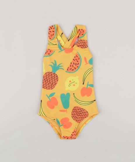 Maio-Infantil-Fabula-Estampado-de-Frutas-Alcas-Cruzadas-Amarelo-9229584-Amarelo_1