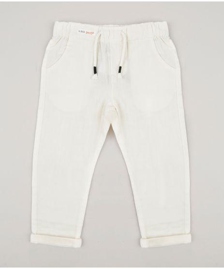 Calca-Infantil-Bento-com-Bolsos-Off-White-9169551-Off_White_1