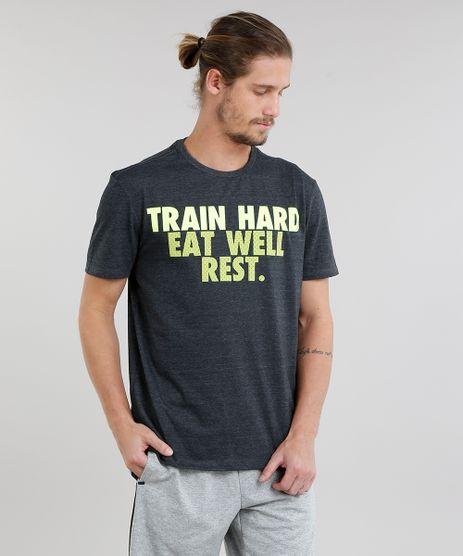 Camiseta-Masculina--Train-Hard--Manga-Curta-Gola-Careca-Cinza-Mescla-Escuro-9213731-Cinza_Mescla_Escuro_1