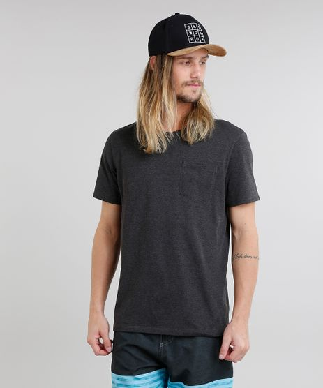 Camiseta-Masculina-Basica-Mescla-Manga-Curta-Gola-Careca-Cinza-Mescla-Escuro-9226103-Cinza_Mescla_Escuro_1
