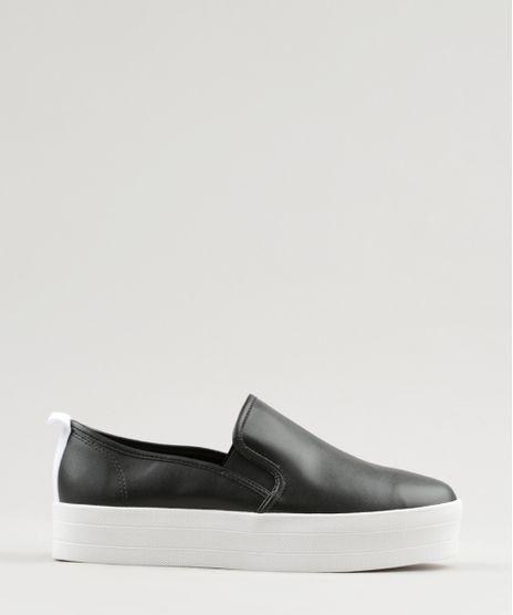 Preto em Moda Feminina - Calçados - Tênis – ceacollections c1e25c888dbfa