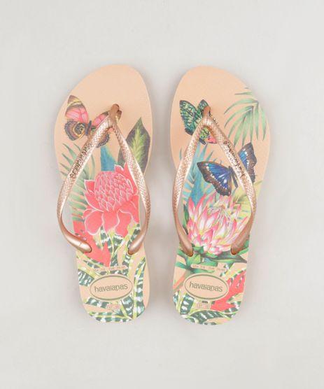 Chinelo-Havaianas-Feminino-Slim-Estampado-Floral-Rose-9294543-Rose_1