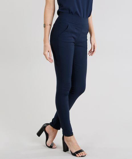 Calca-Legging-Feminina-em-Jacquard-Azul-Marinho-8233948-Azul_Marinho_1