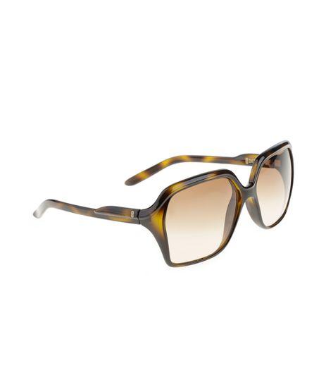 0855001b9 Oculos-Oneself-Feminino-Tartaruga-com-Lente-Marrom-Degrade-