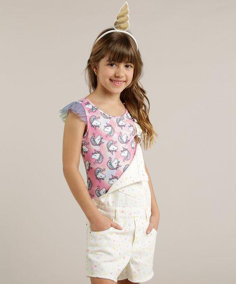 Body-Infantil-Estampado-de-Unicornio-com-Tule-Rosa-9247491-Rosa_1