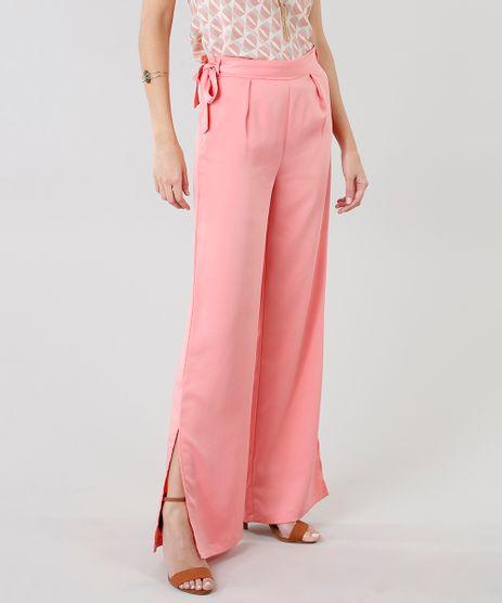 Calca-Feminina-Pantalona-Clochard-com-Fendas-Rosa-9190195-Rosa_1