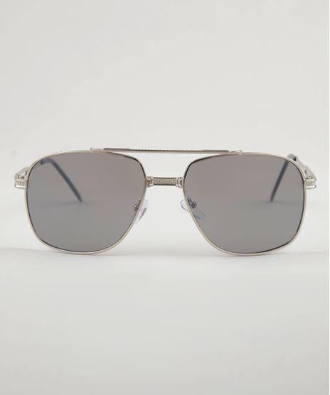 Oculos-de-Sol-Aviador-Masculino-Oneself-Prateado-9322098-Prateado_1