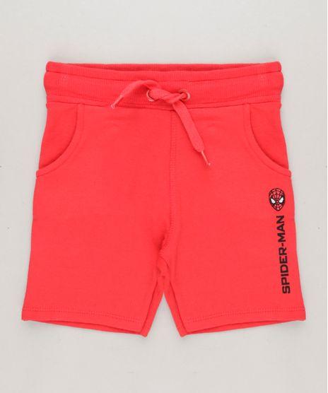 Bermuda-Infantil-Homem-Aranha-em-Moletom-com-Bolsos-Vermelha-9234188-Vermelho_1