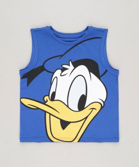 Regata-Infantil-Pato-Donald-Gola-Careca-Azul-Royal-9235079-Azul_Royal_1