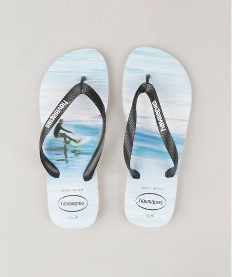 4a21e32187 Chinelo-Masculino-Havaianas-Estampado-Surf-Branco-9292763-Branco 1 ...