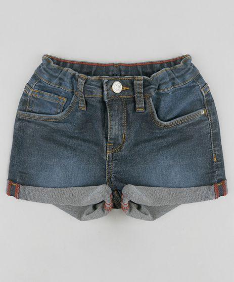 Short-Jeans-em-Algodao---Sustentavel-Azul-Escuro-8712298-Azul_Escuro_1