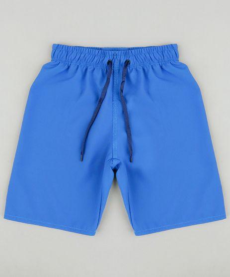 Bermuda-Infantil-Basica-com-Cordao-Azul-Royal-9236089-Azul_Royal_1