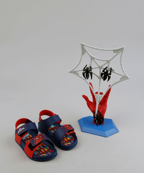 Sandalia-Papete-Infantil-Grendene-Homem-Aranha-Vem-Com-Spider-Jump-Azul-Marinho-9259650-Azul_Marinho_1