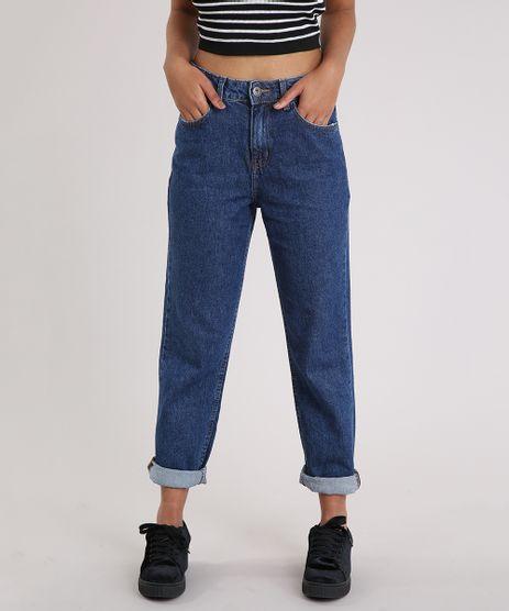 Calca-Jeans-Feminina-Mom-Azul-Escuro-9204361-Azul_Escuro_1
