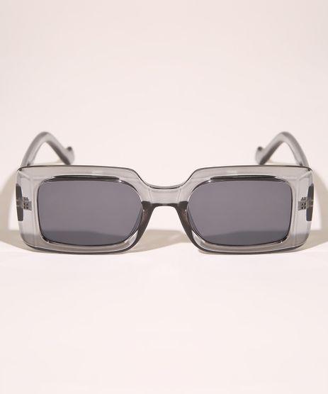 Oculos-de-Sol-Feminino-Quadrado-Mindset-Cinza-1007828-Cinza_1