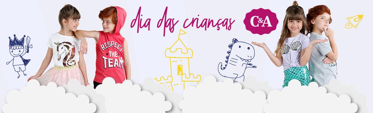 a90e119f7 Presente dia das Crianças  Compre Roupas Infantis