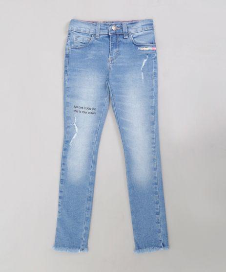 Calca-Jeans-Infantil-com-Bordado-Barra-Desfiada-Azul-Claro-9239551-Azul_Claro_1