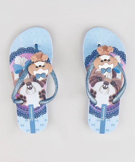 Chinelo-Infantil-Ipanema-Cachorro-com-Glitter-Azul-Claro-9293283-Azul_Claro_1
