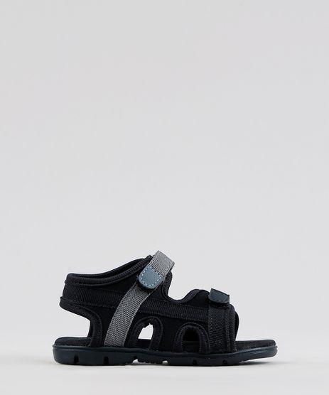 Sandalia-Papete-Infantil-com-Velcro-Preta-9233316-Preto_1