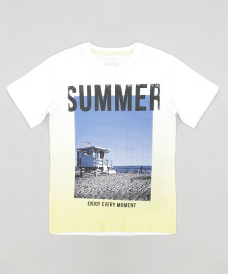 Camiseta-Infantil--Summer--Degrade-Manga-Curta-Gola-Careca-Off-White-9233432-Off_White_1