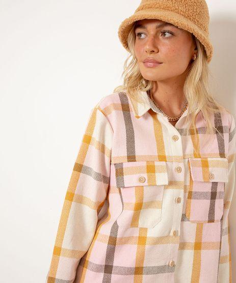Camisa-Shacket-Estampada-Xadrez-Manga-Longa-BFF-Off-White-9999054-Off_White_1