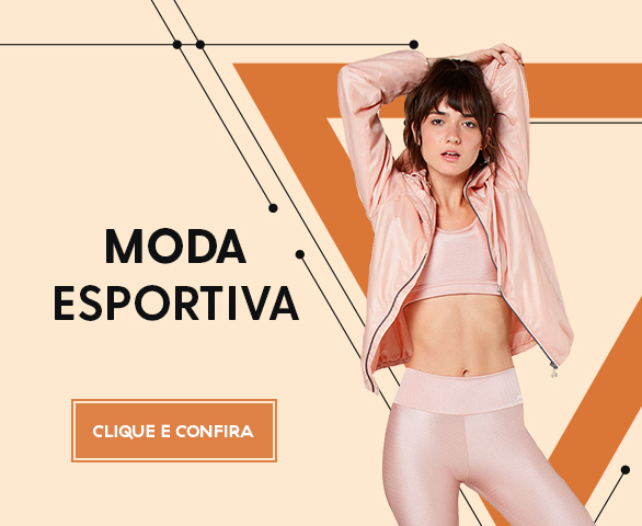 Banner Carrossel - Moda esportiva
