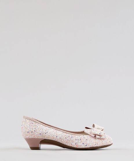 Sapato-Infantil-Molekinha-em-Glitter-com-Laco-Rosa-Claro-9272142-Rosa_Claro_1