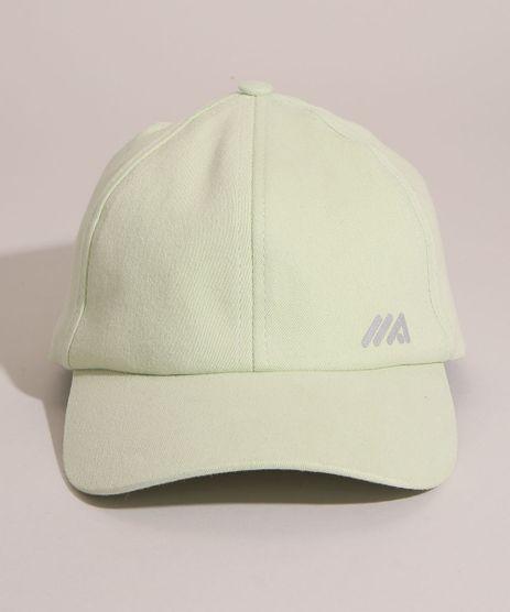 Bone-Aba-Curva-de-Sarja-Ace--Verde-1004156-Verde_1