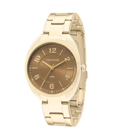 Relógio Technos Dress Feminino Analógico - 2035MCF 4M - cea 9060221a4c