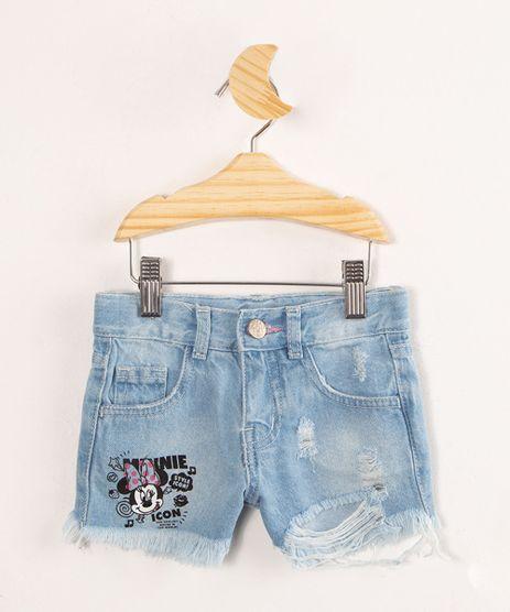 Short-Infantil-Jeans-Destroyed-Minnie-Azul-Medio-1003070-Azul_Medio_1