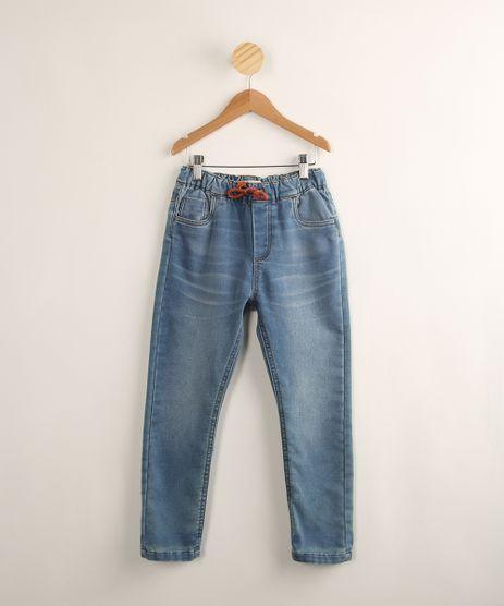 Calca-Infantil-Jogger-Jeans-Marmorizado-Azul-Medio-1001560-Azul_Medio_1