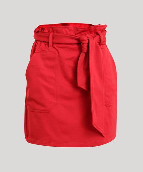Saia-Clochard-Feminina-com-Faixa-para-Amarrar-Vermelha-9344889-Vermelho_2