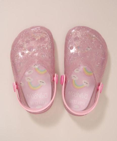 Babuche-Infantil-com-Glitter-Rosa-1006998-Rosa_1