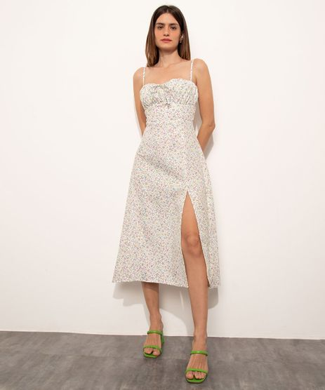 Vestido-Midi-Estampado-Floral-Alca-Fina-Decote-Coracao-Mindset-off-white-1007359-Off_White_1