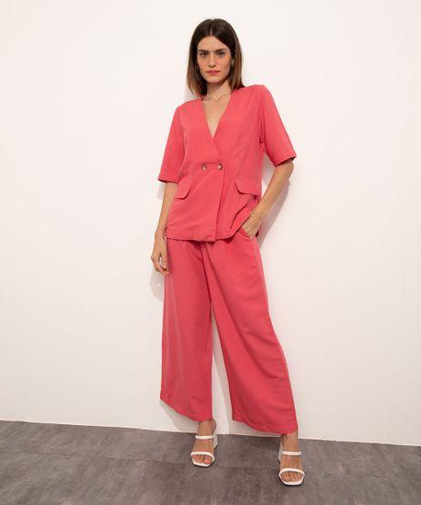 Calca-Wide-Pantalona-Alfaiataria-com-Pregas-Cintura-Alta-Mindset-rosa-1010251-Rosa_1