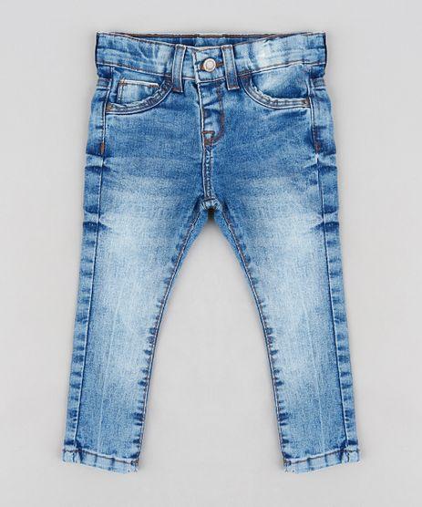 Calca-Jeans-Infantil-Slim-Marmorizada-Azul-Claro-9235825-Azul_Claro_1