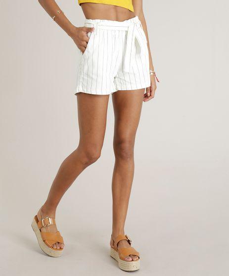 Short-Feminino-Clochard-Listrado-com-Faixa-de-Amarrar-Off-White-9287370-Off_White_1