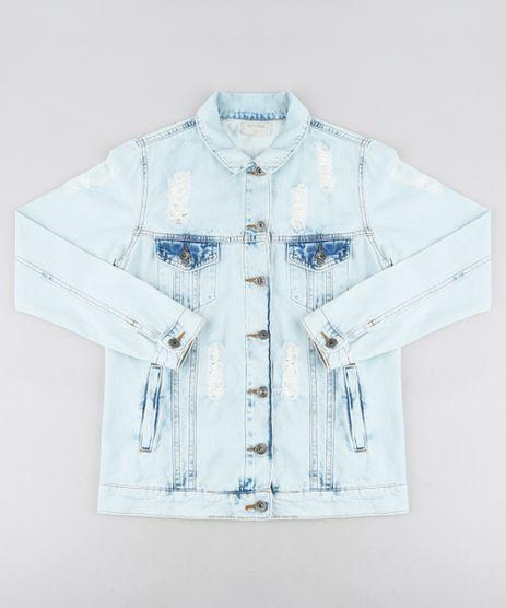 Jaqueta-Jeans-Infantil-Destroyed-Manga-Longa-Delave-9169057-Delave_1