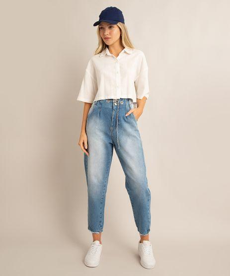 calca-baggy-jeans-cintura-super-alta-com-puidos-e-corrente-sawary-azul-claro-1006617-Azul_Claro_1