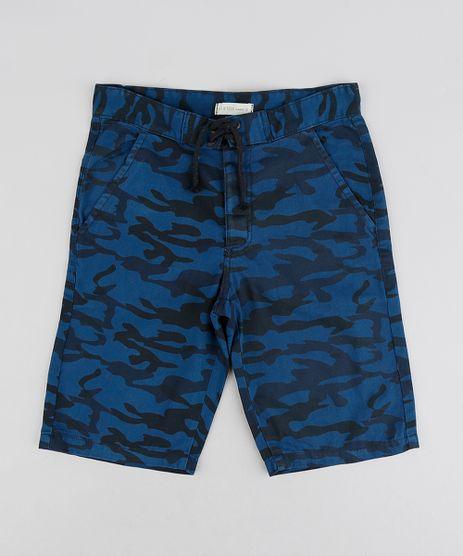 Bermuda-Surf-Infantil-com-Cordao-Estampada-Camuflada-Azul-Marinho-9239859-Azul_Marinho_1