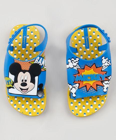 Sandalia-Infantil-Ipanema-Mickey-Mouse-Amarela-9293099-Amarelo_1