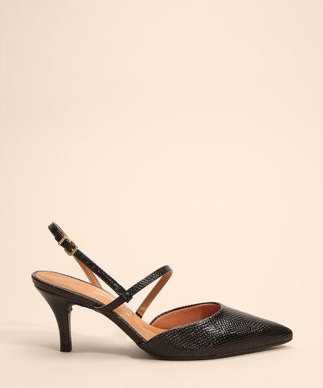 scarpin-feminino-bico-fino-texturizado-cobra-com-tiras-finas-salto-fino-medio-vizzano-preto-1007457-Preto_1