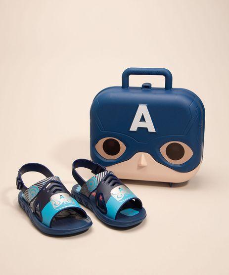papete-infantil-capitao-america-grendene---brinde-azul-escuro-1006033-Azul_Escuro_1