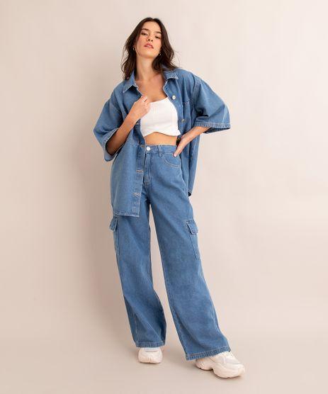 calca-pantalona-cargo-jeans-cintura-super-alta-azul-medio-1007183-Azul_Medio_1